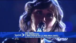 The Voice - Dia Frampton Losing My Religion