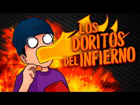 LOS DORITOS DEL INFIERNO - ¡DUELO ÉPICO! | iTownGamePlay