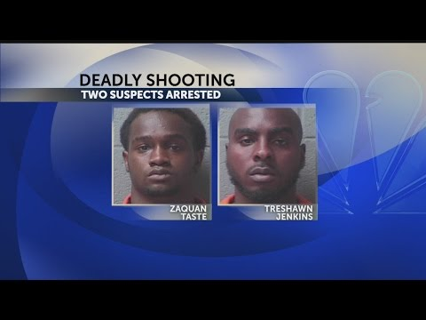 Two of three suspects in deadly Orangeburg County shooting in custody