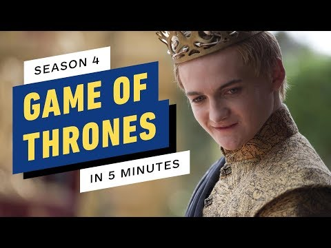 Game Of Thrones Season 4 Story Recap In 5 Minutes