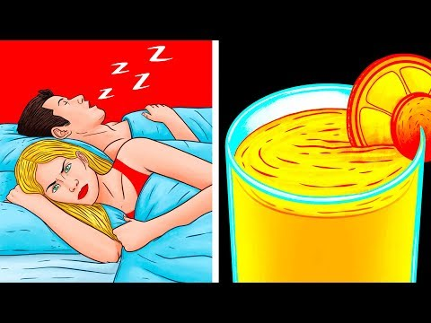 12 Natural Ways to Stop Snoring for Good
