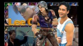 Mark Dacascos influence Lee Chaolan Tekken 7リー・チャオランはマーク・ダカスコスに影響を与える - Tekken influence