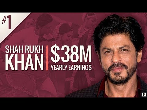 Bollywood's Highest Paid 2017 | Meet 10 Indian Actors Making Bank