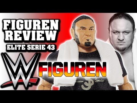 WWE Mattel SAMOA JOE Elite Serie 43   FIGUREN REVIEW & MEINUNG?!