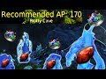Protty Cave 170 AP zone | Red Shard Heaven | Guide (Weita Island)
