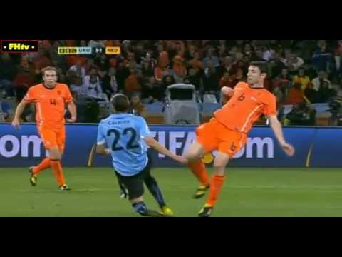 2010 World Cup's Most Shocking Moments 49: Dirty Dutch