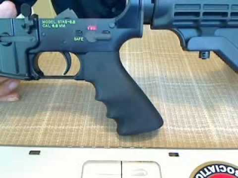 Stag Arms AR 15 Lower Reciever