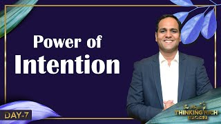 Power Of Intention   Magic Of Thinking Rich Season 2  Day 7  CoachBSR I Free Workshop