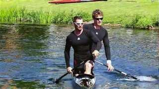ICF Canoe Sprint World Cup Duisburg 2012