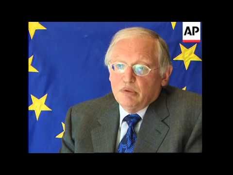 Interview with enlargement commissioner on expansion