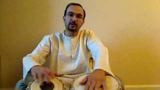Tabla lesson - Ek taal
