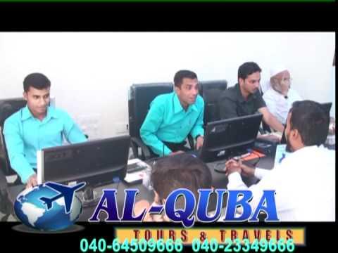 AL QUBA TOURS AND TRAVELS .VOB
