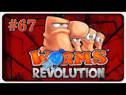 Let's Play: Worms Revolution   Folge #67 - Der Bauernhofreport  