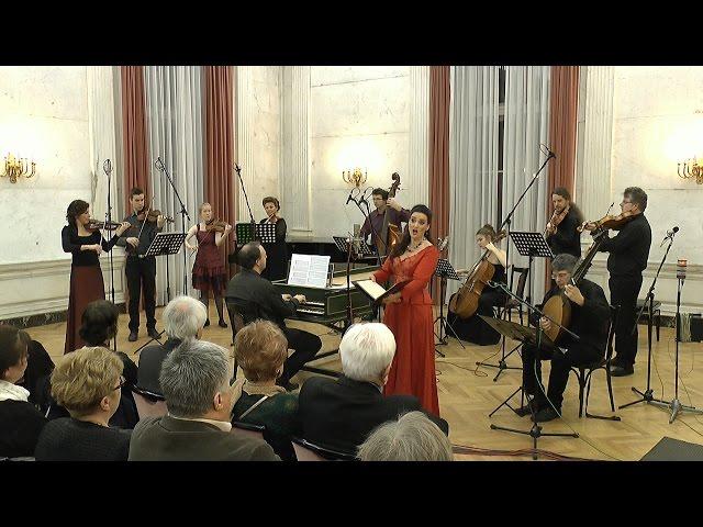 Händel: Lascia ch'io (Rinaldo) - Megyesi Schwartz Lúcia & Ábrahám Consort