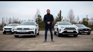 Toyota RAV4 2019 - лучший SUV?