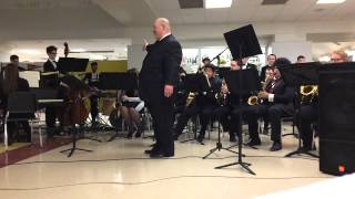 WNHS Jazz Band - Hill Where the Lord Hides