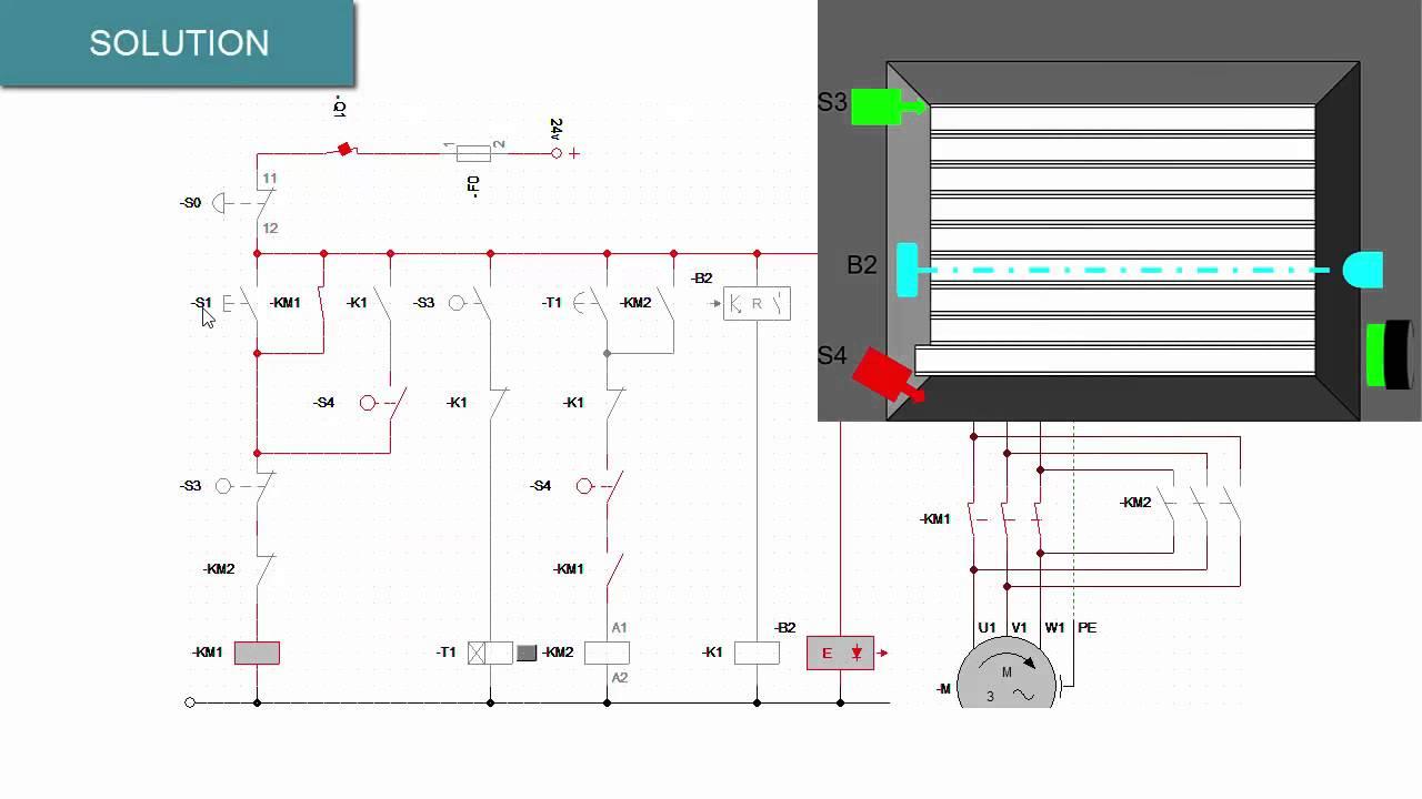 Automatismo puerta garaje parking door automation youtube - Automatismos para puertas de garaje ...