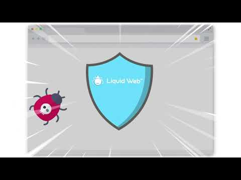 Liquid Web: Security 15-second