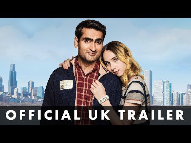 THE BIG SICK - Official UK Trailer - Prod. by Judd Apatow & starring Kumail Nanjiani