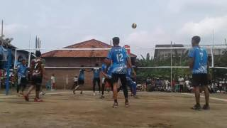 Cirebon volly ball eM.R beef vs agung sugantics
