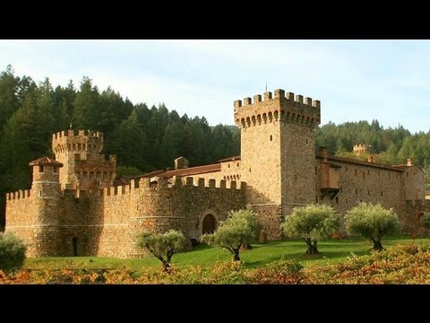 Castello di Amorosa - Napa Valley Castle Video