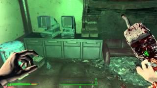 Прохождение Fallout 4 Мед-Тек Рисерч 38