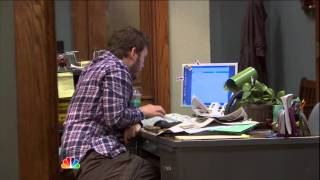 Parks & Recreation 3x01 promo 1: Season 3 Premiere