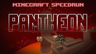Minecraft Speedrun - Pantheon (00:43:25) [No Portal]