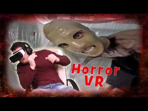 Αρχηγός - Δοκιμάζει Horror VR #Hayate #Internet4u
