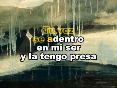 Celia Cruz Tu Voz Karaoke