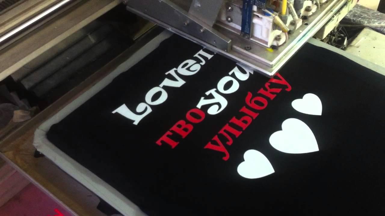франшиза футболки печать