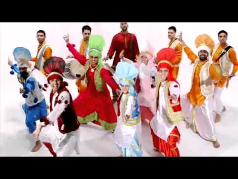 DBI - 'PUNJABIYAN DE DHOL' & 'MELE VICH DHOL' MEDLEY - ABSOLUT BHANGRA 4