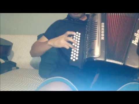 Amor de niño Acordeon de Sol Los Titanes de Durango Instruccional tutorial sencillito