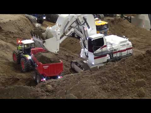 Liebherr 9100 Mining Excavator