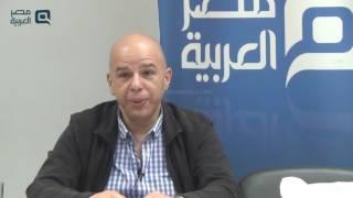 مصر العربية   المؤلف محمد عمرو يحكي تفاصيل رواية