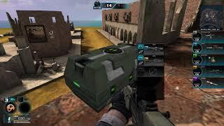 WarRock Korea - Battle Royale Mode Gameplay