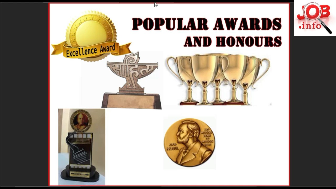 awards and honours 2017 pdf