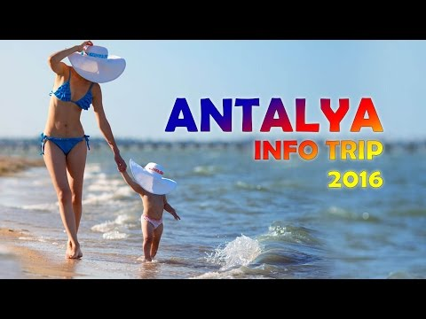 Antalya 7 Days Travel Trip