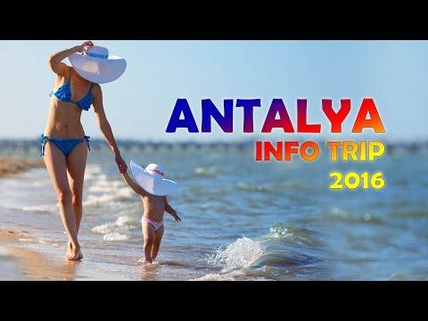 Antalya 7 Days Travel Trip