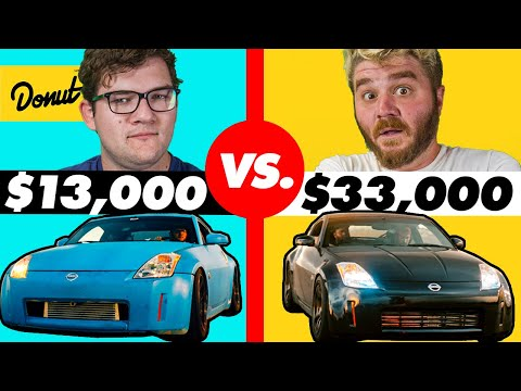 $13,000-custom-350z-vs.-$33,000-custom-350z-|-hilow