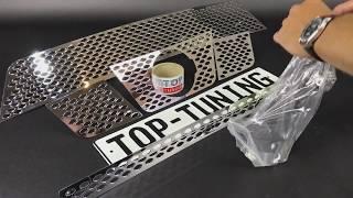 видео Обвес и защита бамперов Nissan X-Trail T31 2011-2015