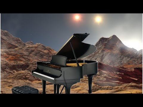 Evanescent love - Solo piano on planet Kepler 16b - By Daniele Nerstini