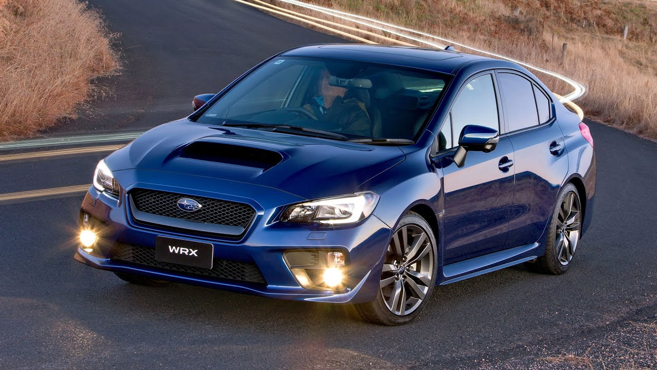 2016 Subaru Wrx Premium Review Youtube