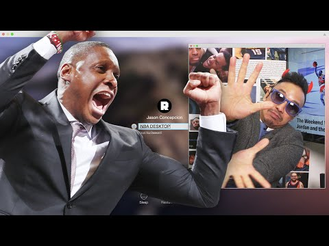 Masai Ujiri Is Being Sued by a Police Officer | NBA Desktop