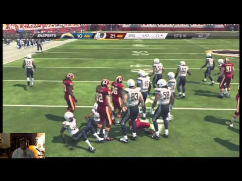 Madden 25 - Online Ranked Match - Against The San Diego Chargers - Face Camera