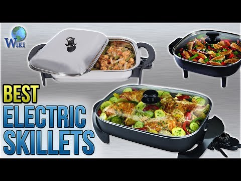 10 Best Electric Skillets 2018 Mp3