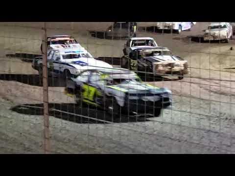 Hobby stock feature Salina Speedway 9.20