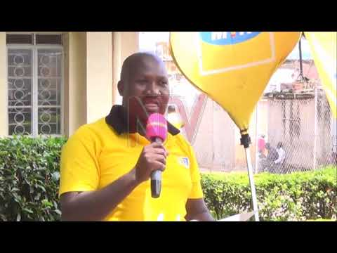 MTN donates to health centres in Mbale thumbnail