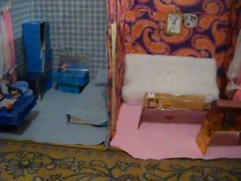 видео: мой домик для монстр хай для конкурса маркиза де люкс