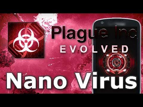 Plague Inc. Evolved - Nano Virus Walkthrough (Mega Brutal)